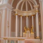 Altar terminado
