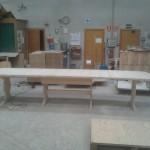 Mesa desplegada